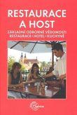 Restaurace a host - Základní odborné vědomosti restaurace-hotel-kuchyně