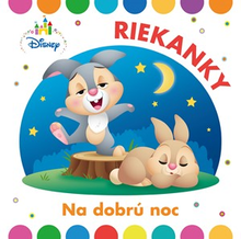 Riekanky na dobrú noc - Disney