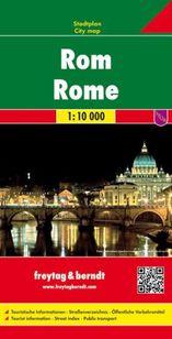 Rím/ Rome/ Rom plán mesta 1 : 10 000