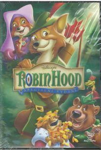 Robin Hood DVD Speciální vydání