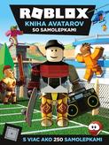 Roblox - Kniha avatarov so samolepkami