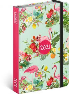 Rodinný diár – pomocník všetkých mamičiek 2020, 15 x 21 cm SK, CZ