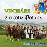 Sekerešovci 4.-Vrchári z okolia Poľany CD