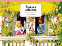 Šípková Ruženka - priestorové leporelo