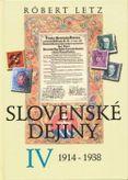 Slovenské dejiny IV.