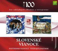 Slovenské Vianoce 2 CD - Pastierske Vianoce / Vstávajte pastieri