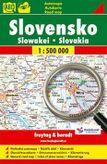 Slovensko 1:500 000 - automapa