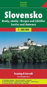 Slovensko automapa 1: 500 000