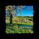 Slovensko - Nástenný kalendár 2019