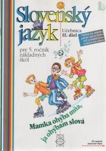 Slovenský jazyk pre 5. ročník ZŠ II.diel