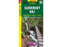 Slovenský ráj 1:50.000 Turistická mapa