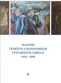 Slovník českých a slovenských výtvarných umělců 1950 - 1999 H