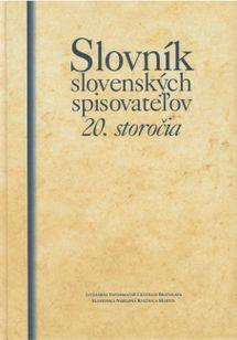 Slovník slovenských spisovateľov 20. storočia 2. vydanie