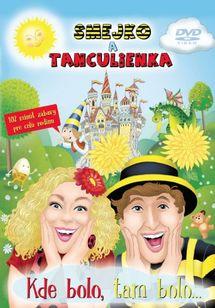 Smejko a Tanculienka - Kde bolo, tam bolo... DVD