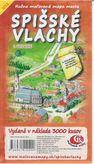 Spišské Vlachy - Maľovaná mapa mesta