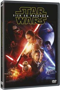 Star Wars: Sila sa prebúdza DVD (SK)
