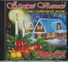 Šťastné vianoce - zmes vianočných piesní CD Bonita