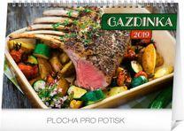 Stolový kalendár Gazdinka SK 2019, 23,1 x 14,5 cm