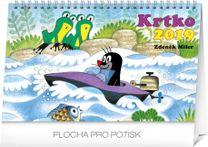 Stolový kalendár Krtko SK 2019, 23,1 x 14,5 cm