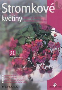 Stromkové květiny Kbelíkové rostliny s korunkou na kmínku