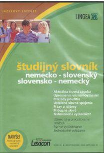 Štúdijný slovník nemesko-slovenský a slovensko nemecký CD-ROM