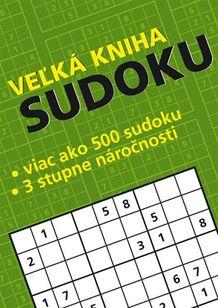 Sudoku - veľká kniha