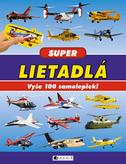 Super LIETADLÁ – Vyše 100 samolepiek!
