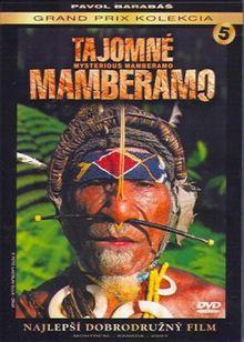 Tajomné Mamberamo DVD
