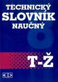 Technický slovník naučný T-Ž 8. svazek