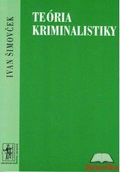 Teória kriminalisltiky