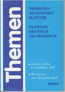 Themen Nemecko-slovenský slovník Dlasar Deutsch-Slowakisch