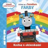 Tomáš a jeho kamaráti - Učíme sa s Tomášom - farby