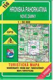 Turistická mapa 156 Hronská pahorkatina - Nové Zámky 1 : 50 000