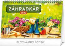 Stolový kalendár Záhradkár SK 2020, 23,1 x 14,5 cm