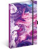 Týždenný diár Mramor 2020, 13 x 21 cm SK, CZ