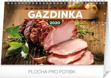 Stolový kalendár Gazdinka SK 2020, 23,1 x 14,5 cm