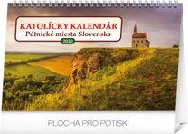 Stolový kalendár Katolícky kalendár SK 2020, 23,1 x 14,5 cm