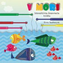 V mori - Interaktívna šnurovacia knižka