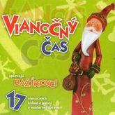Vianočný čas CD (spievajú Bažíkovci)