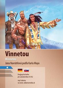 Vinnetou A1/A2 - dvojjazyčná kniha pre začiatočníkov