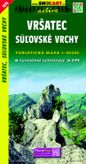 Vršatec-Súľovské skaly turistická mapa 1:50 000