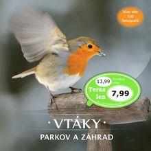 Vtáky parkov a záhrad