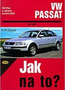 VW PASSAT • od 10/96 • Jak na to? č. 61