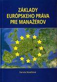 Základy európského práva pro manažérov