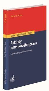 Základy zmenkového práva (2.doplnené a prepracované vydanie)