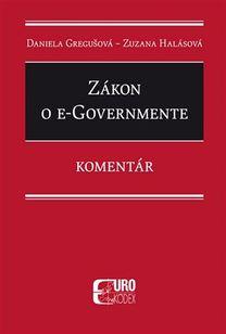 Zákon o eGovernmente - Komentár